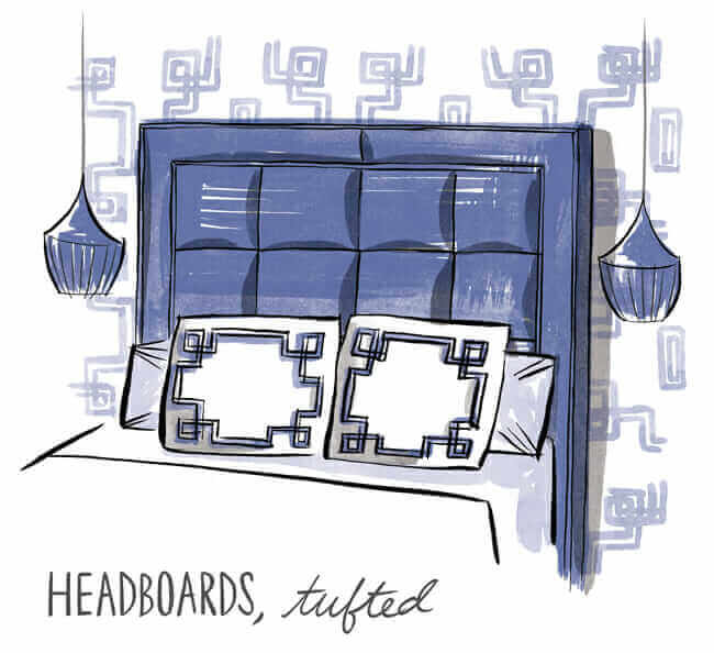 Custom Headboard Options