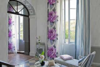 floral, pattern, window treatments, windows, drapery, textiles, patterns, new, trends
