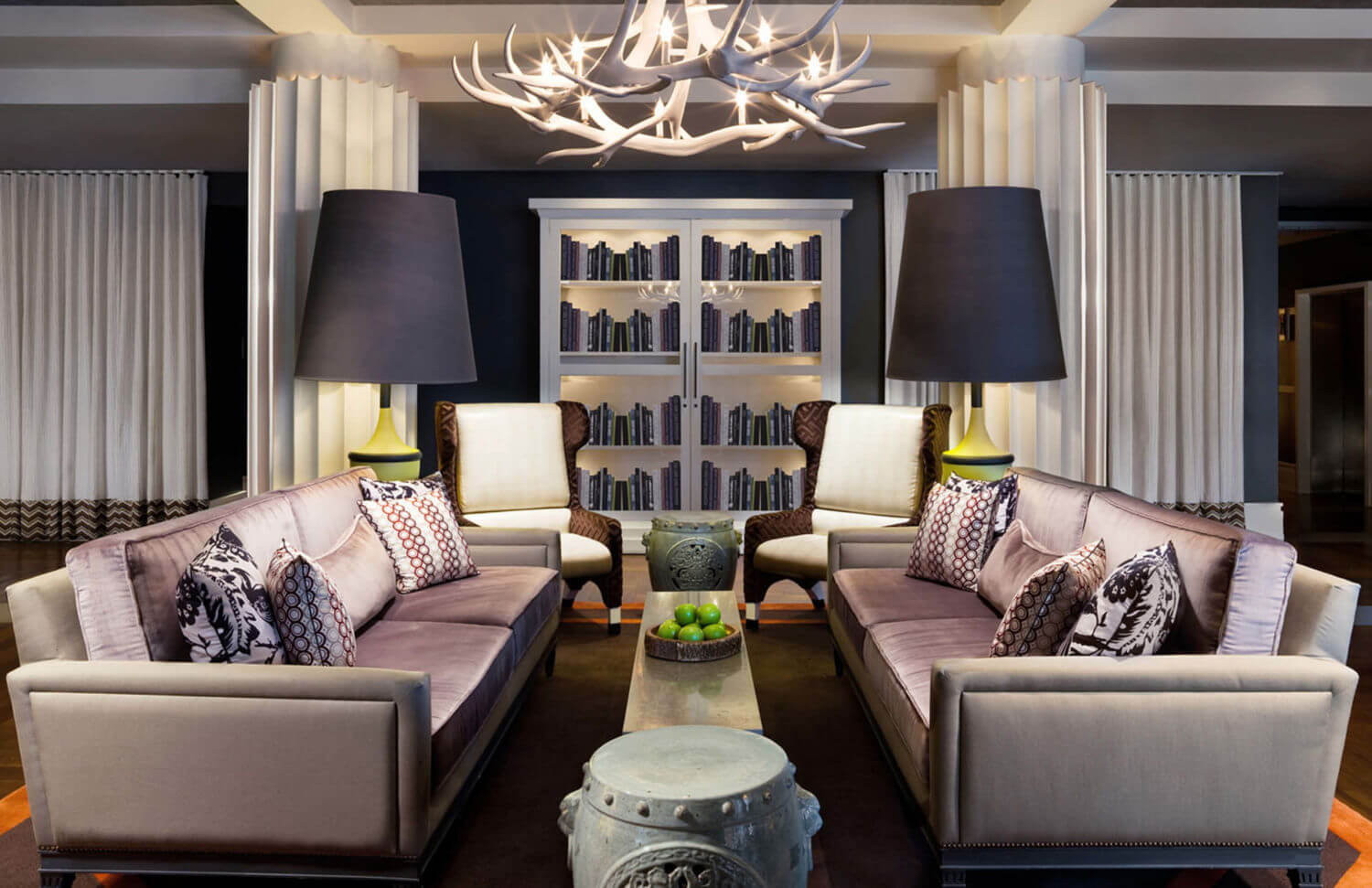 Hotel chic for Hotel chic decor