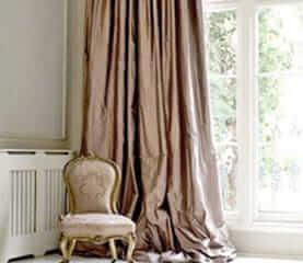 silk, Drapery fabric, window coverings, custom drapery, custom curtains, textiles, choosing drapery fabric