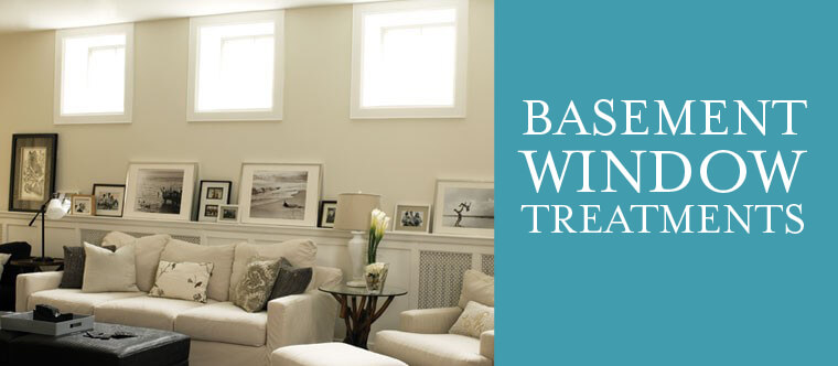 Basement Window Treatments National Drapery
