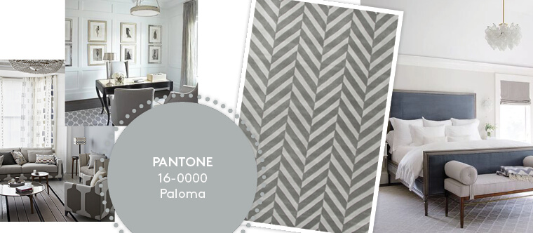 Decorating with Pantone's Top 10 Summer Colours - Paloma