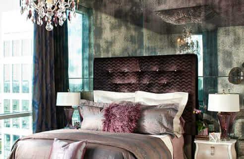 decor personality - glamourous