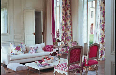 decor personality - traditional