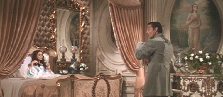 5 inspiring movie interiors sourced by National Drapery -  Gone With The Wind