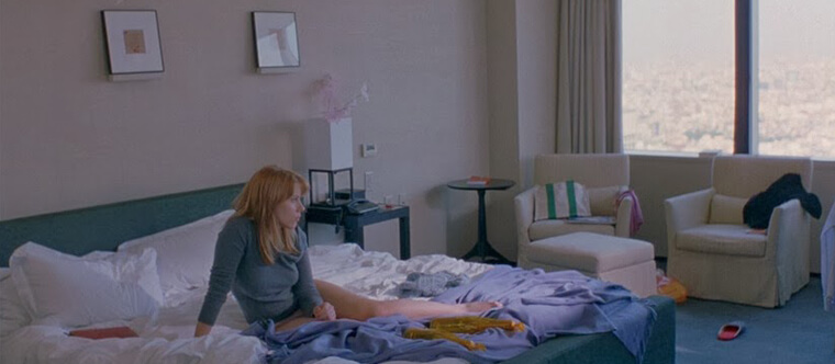 5 inspiring movie interiors sourced by National Drapery -   Lost In Translation