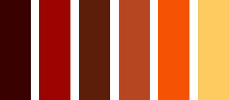 5 ways to update with a fall colour palette