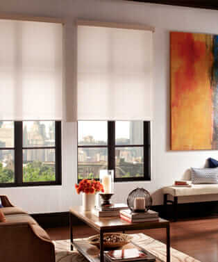 Wireless window treatments, QMotion
