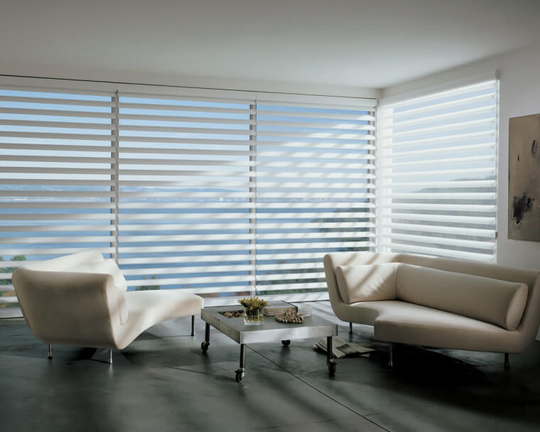 Home Office Automated Shading