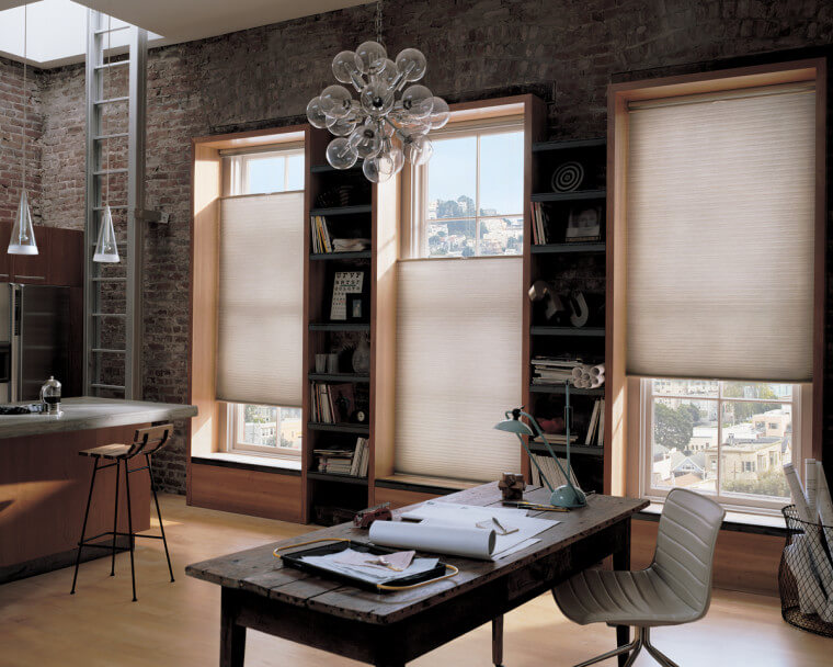 Home Office Shading