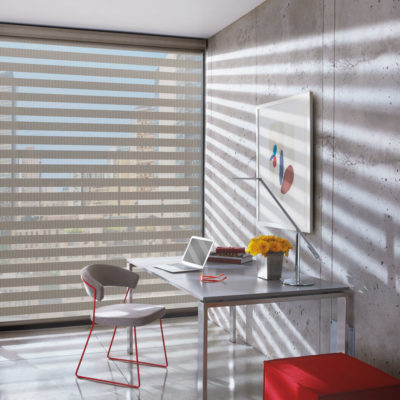 Home Office Shading and Blinds