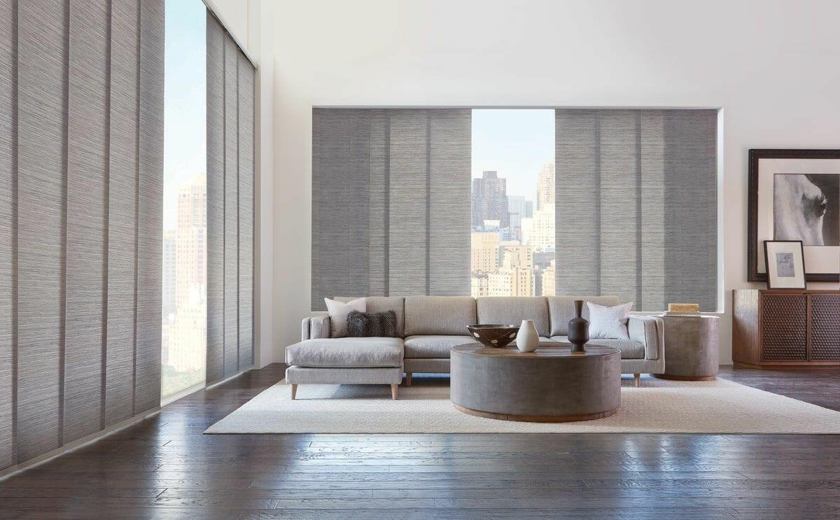 Living Room Drapery