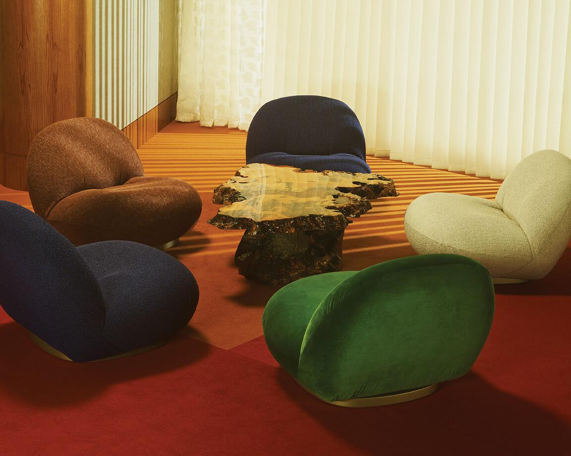Designer Fabric Drapery & Upholstery